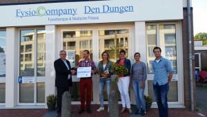 cheque fysiocompany Den Dungen4